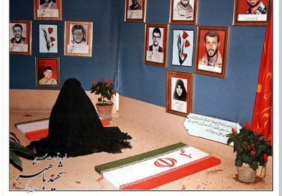 ای خواهرانم با حجاب خود حافظ خون شهیدان و انقلاب باشید