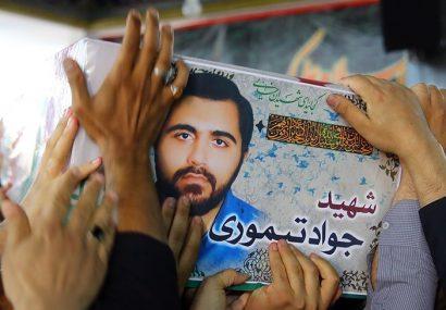 هزینه مراسم سالگرد شهید جواد تیموری به سیلزدگان اهدا میشود