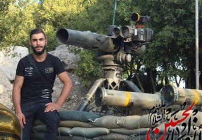 «حامد حسین الهق» به جمع شهدای لبنان پیوست