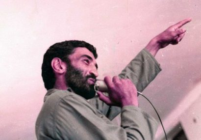 کاسبی با نام حاج احمد متوسلیان!