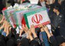 جانباز شهید حاج  علی اصغر کمالو  آسمانی شد