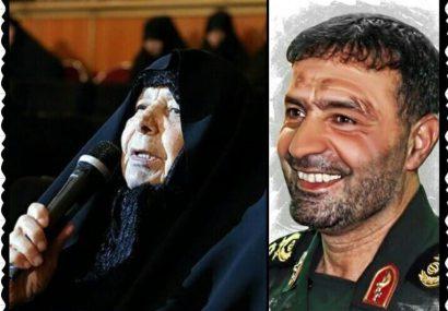 بزرگداشت چهلمین روز رحلت مادر شهیدان طهرانی مقدم برگزار میشود