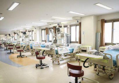 افتتاح کلینیک تخصصی مصدومین شیمیایی بیمارستان ساسان