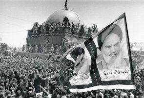 وداع میلیونی مردم با خورشید انقلاب + عکس