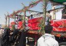 پیکر ۲۶ شهید گمنام از مرز سومار وارد کشور شد