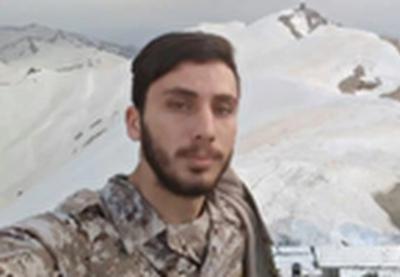 شهادت پاسدار علی پیغامی خوشه مهر در حین انجام ماموریت در سردشت