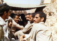 پناهگاه رزمندگان درکانال مهران