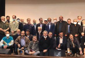 گردهمایی رزمندگان مخابرات لشکر ۲۷ محمد رسول الله(ص)برگزارشد