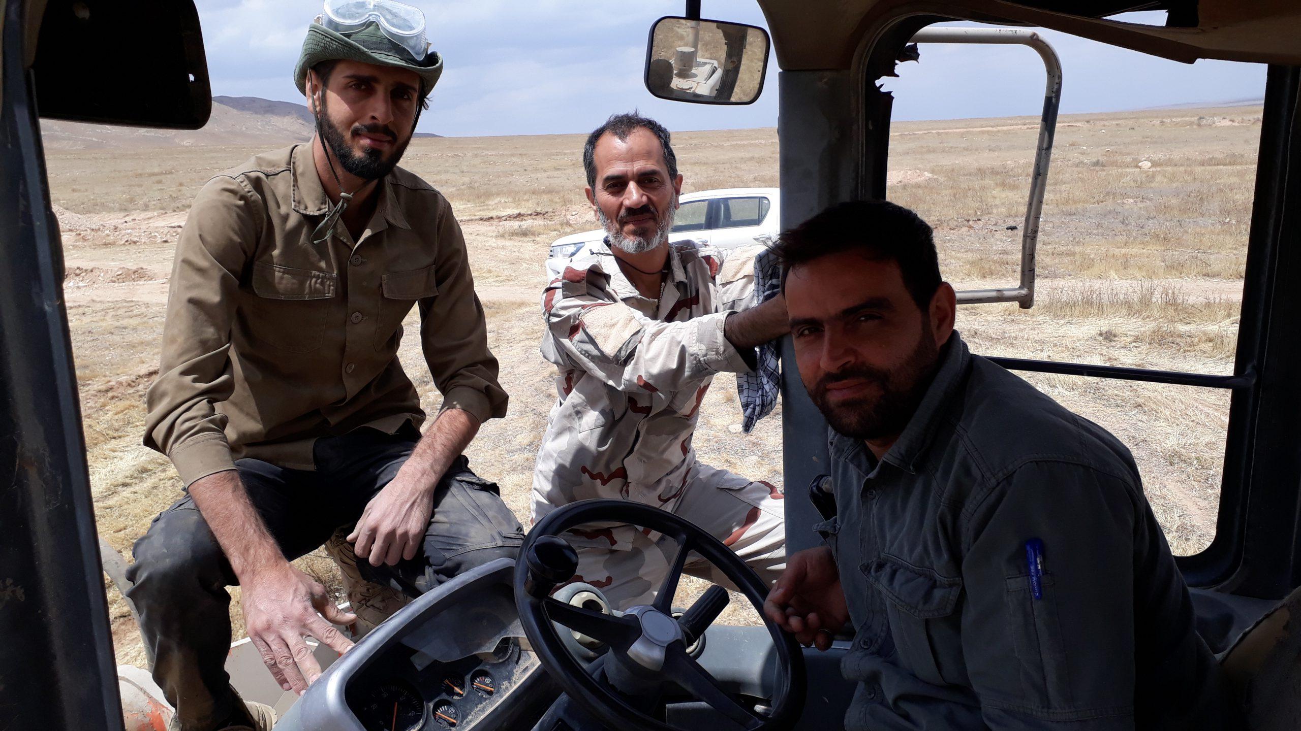 سازمان ها و واحدهای مهندسی فعال در جنگ تحمیلی