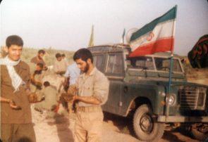 حنابندان در جبهه های دفاع مقدس