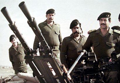 اقدامات مهندسی ارتش بعث عراق در خاک ایران