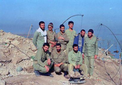 ارتباطات و خاطرات مخابراتی  در عملیات والفجر ۸ فاو