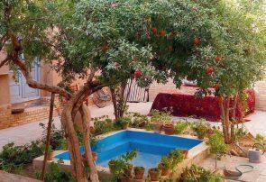 حیاط و فضای سبز از منظر روایات اسلامی