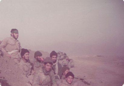 خاکریزهای مهم  در عملیات  والفجر هشت