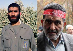 جانباز حاج اسماعیل معروفی از رزمندگان دفاع مقدس
