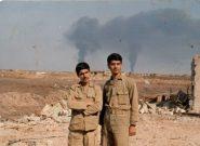 خاطره ای از بمباران هوایی در فاو