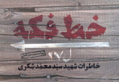 معرفی و بررسی کتاب خط فکه ؛ یادداشت های شهید سید محمد شکری