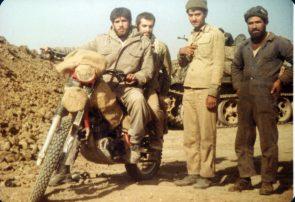 مهندس مکانیک در قامت فرمانده تیپ جبهه ها