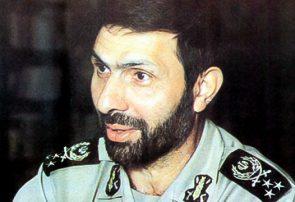 دلداری دادن شهید صیاد شیرازی به رزمندگان پس از عملیات بدر