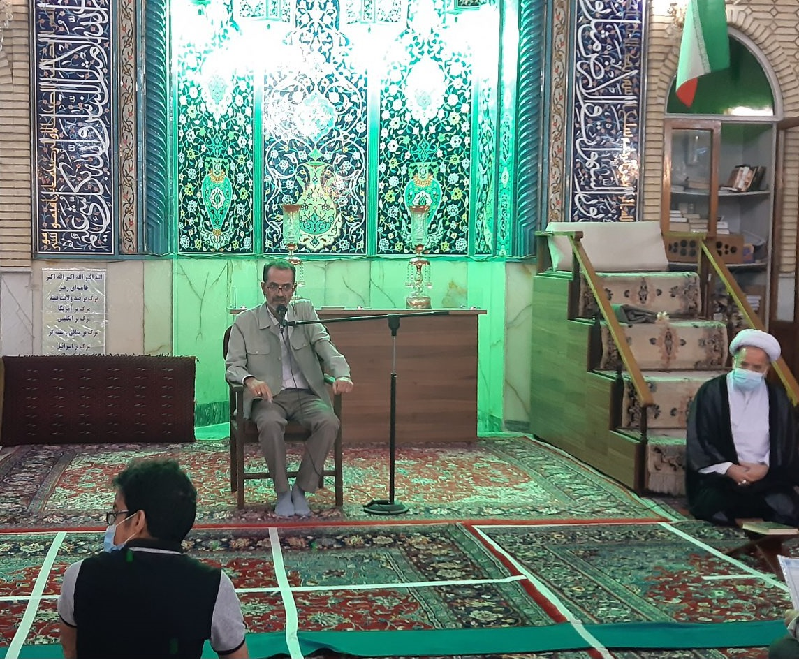 دکتر سید جواد هاشمی فشارکی ؛ کتاب مبانی ،کارکردها و ویژگیهای مساجد